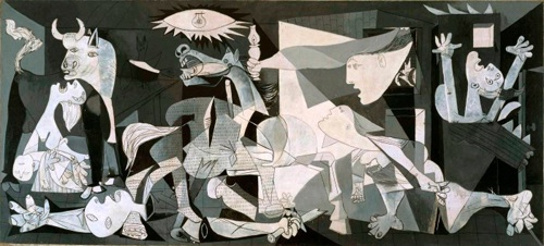 Fig 1 PicassoGuernica