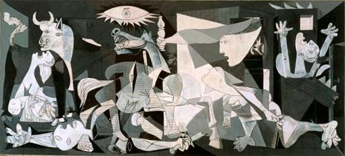 Fig 1 PicassoGuernica