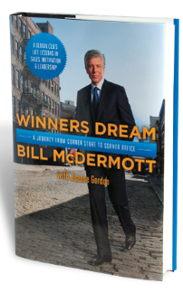 Winners dream bill mcdermott